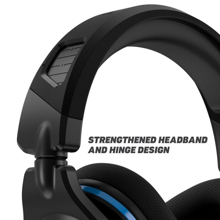 Stealth 600 Gen 2 Black Wireless Gaming Headset for PlayStation 4