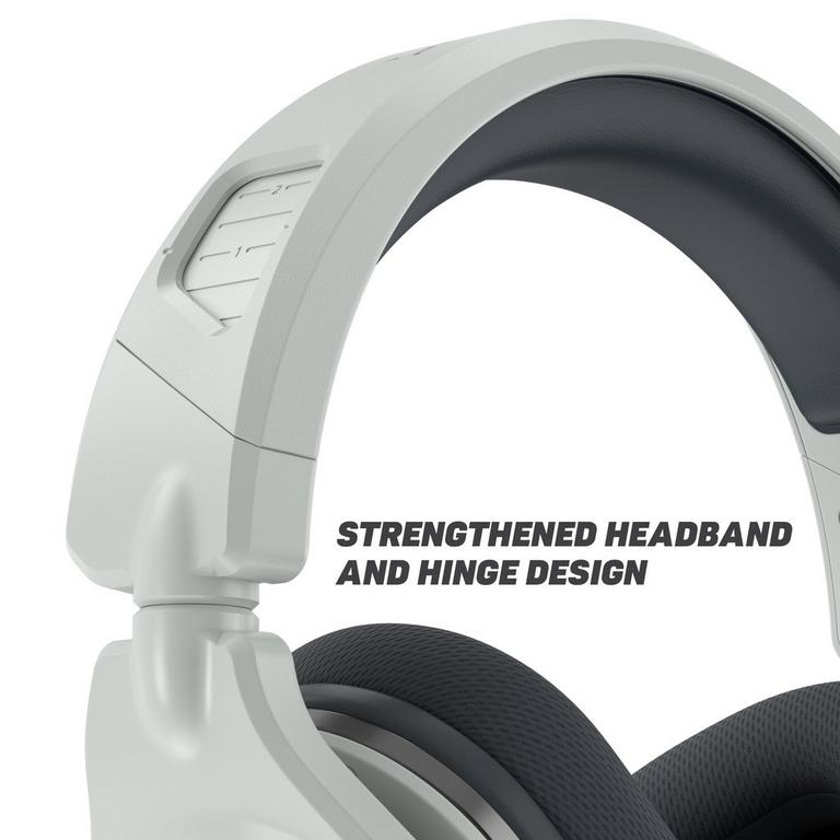 Stealth 600 Gen 2 White Wireless Gaming Headset for PlayStation 4