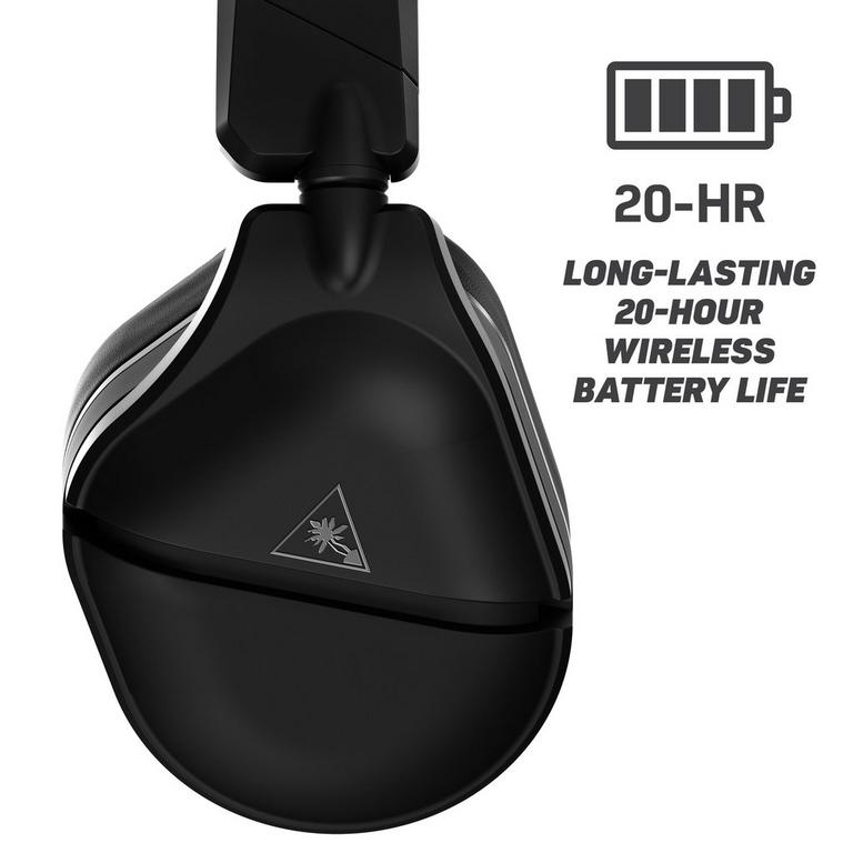 Stealth 700 Gen 2 Black Wireless Gaming Headset for PlayStation 4