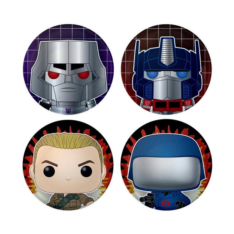 Funko Box: Transformers VS. G.I. Joe Only at GameStop