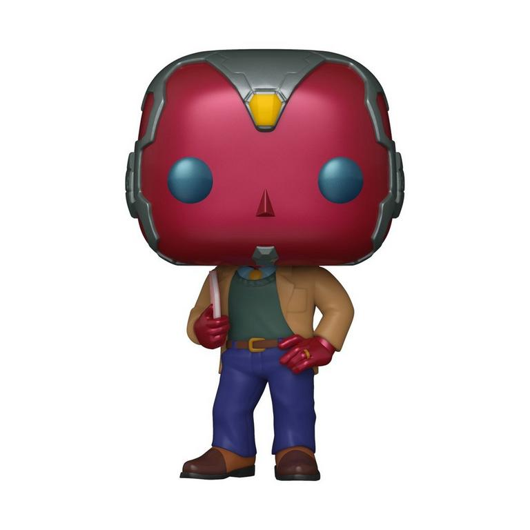POP! Marvel: WandaVision 70s Vision Only at GameStop