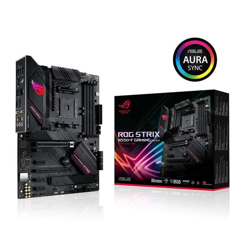 ROG Strix B550-F Gaming (Wi-Fi) Motherboard
