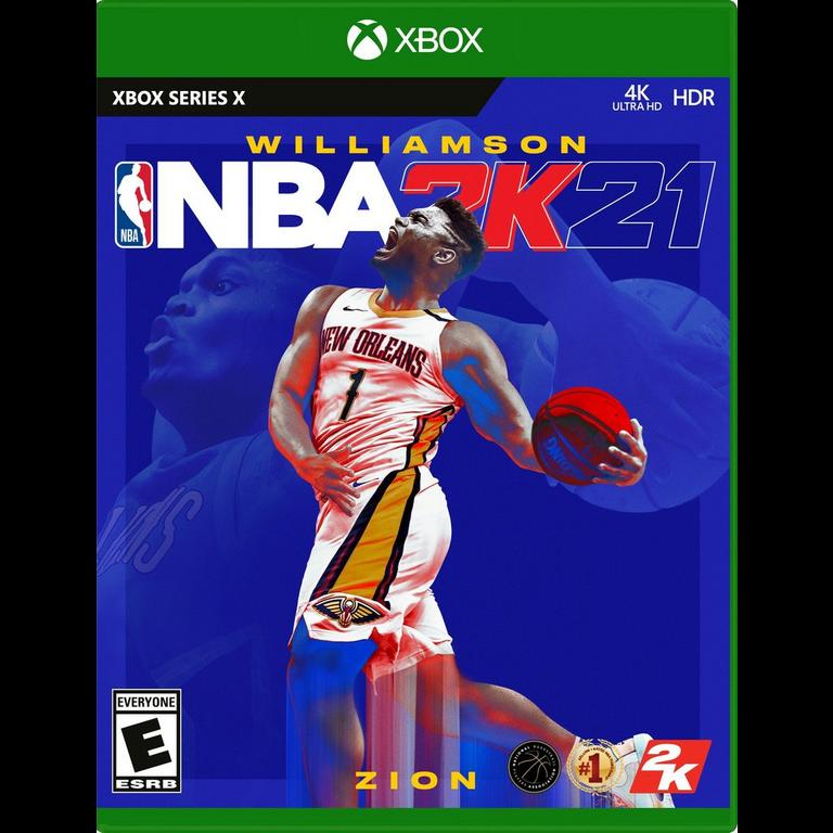 Nba 2k21 Xbox Series X Gamestop