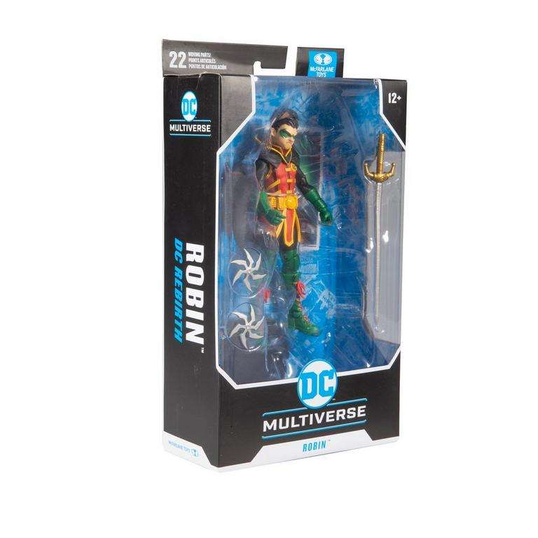 Batman Damian Wayne as Robin Action Figure