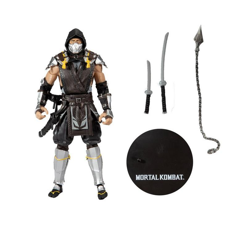 Mortal Kombat Scorpion In the Shadows Action Figure