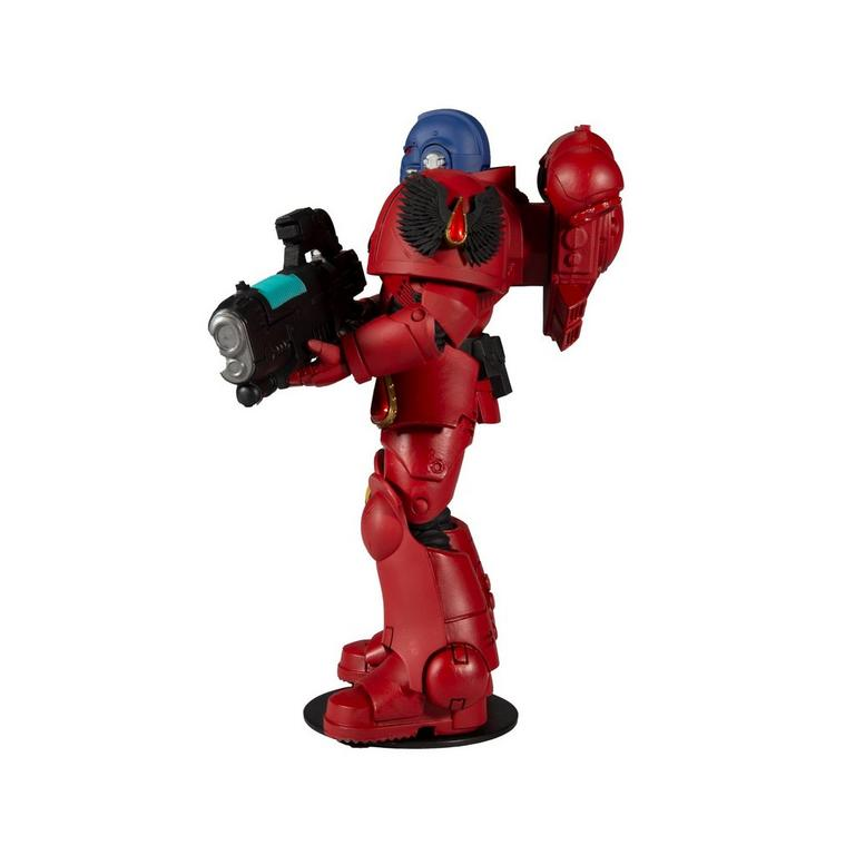 Warhammer 40k Space Marine Blood Angel Primaris Hellblaster Action Figure