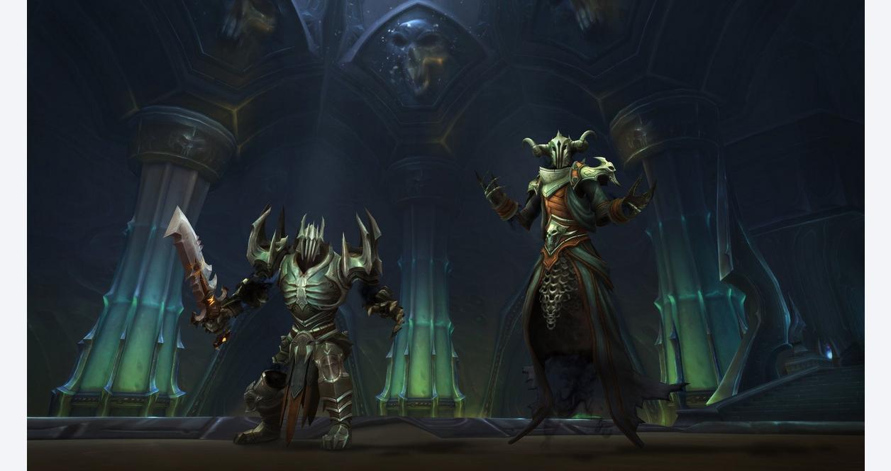 World of Warcraft: Shadowlands Digital Heroic Edition