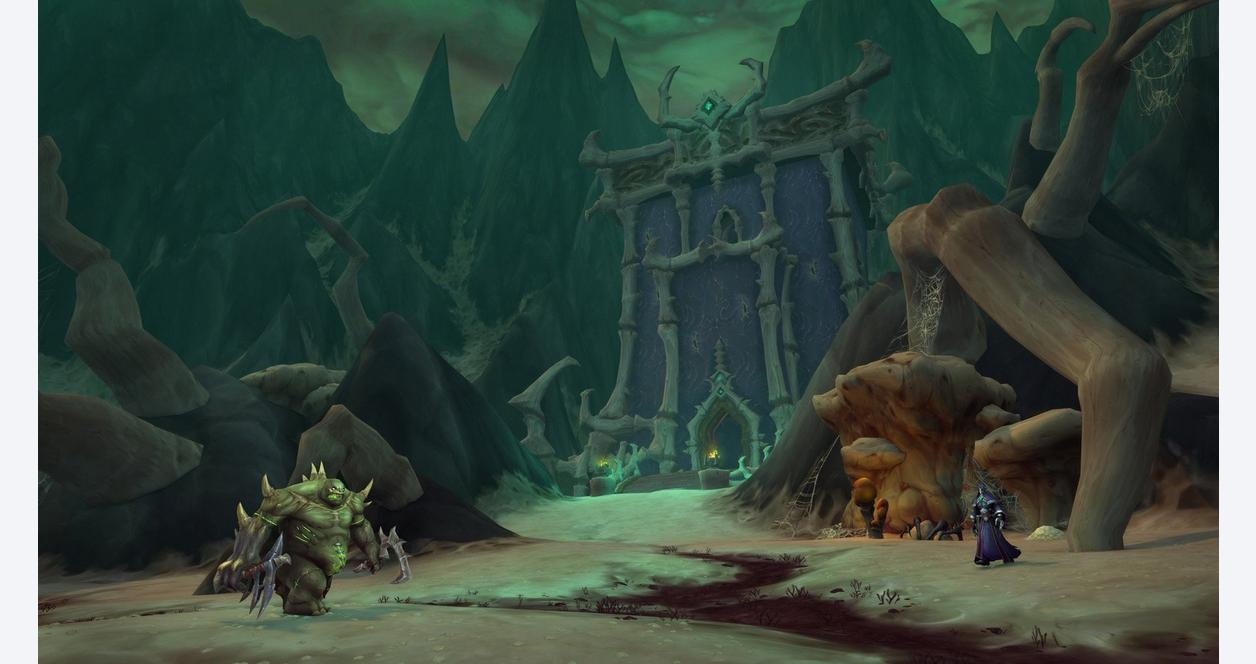 World of Warcraft: Shadowlands Digital Base Edition