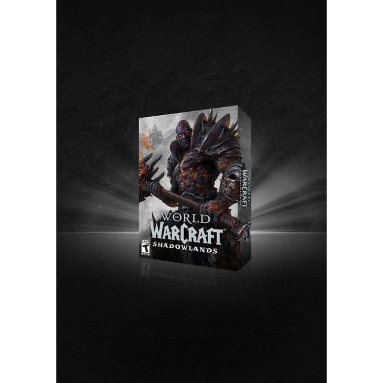 World of Warcraft: Shadowlands Digital Base Edition