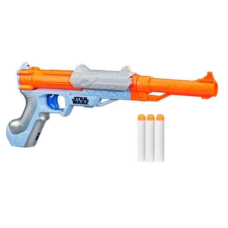 Nerf Rival Star Wars The Empire Strikes Back Boba Fett Apollo XV-700 Blaster and Face Mask