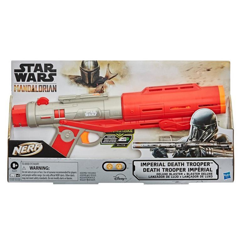 Nerf Star Wars: The Mandalorian Imperial Death Trooper Blaster