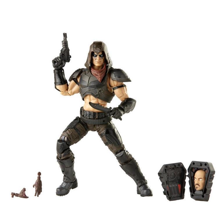 G.I. Joe Classified Series Zartan Action Figure