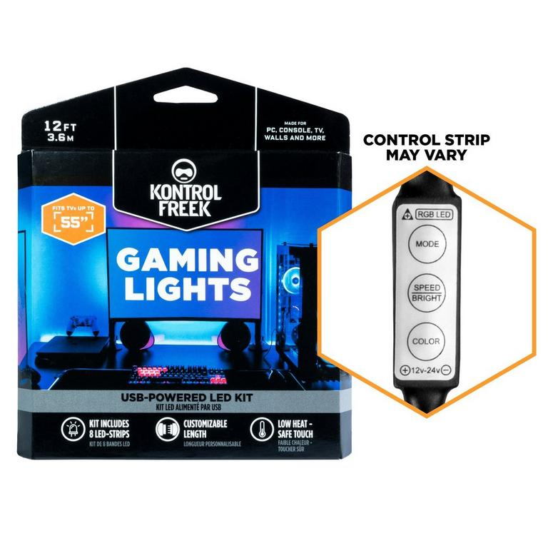 Gaming Lights USB Powered LED Kit