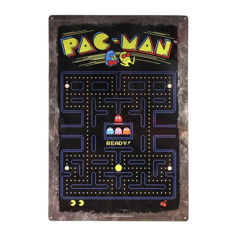 PAC-MAN Tin Sign