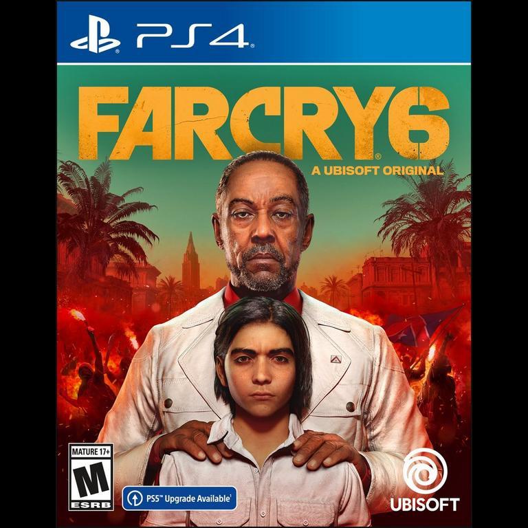 Far Cry 6 Playstation 4 Gamestop