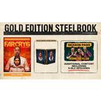 Far Cry 6 Gold Steelbook Edition