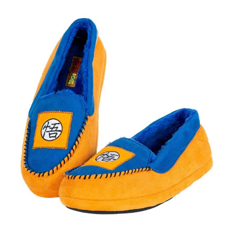 Dragon Ball Z Moccasin Slippers