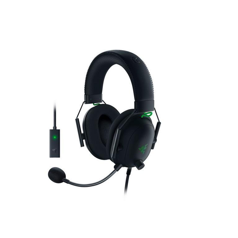 BlackShark V2 Black Wired Gaming Headset