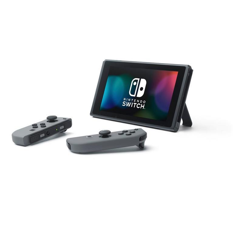 Nintendo Switch with Multicolor Joy-Con GameStop Premium Refurbished