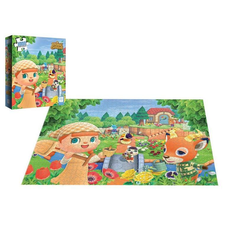 Animal Crossing: New Horizons Puzzle 1,000 pieces