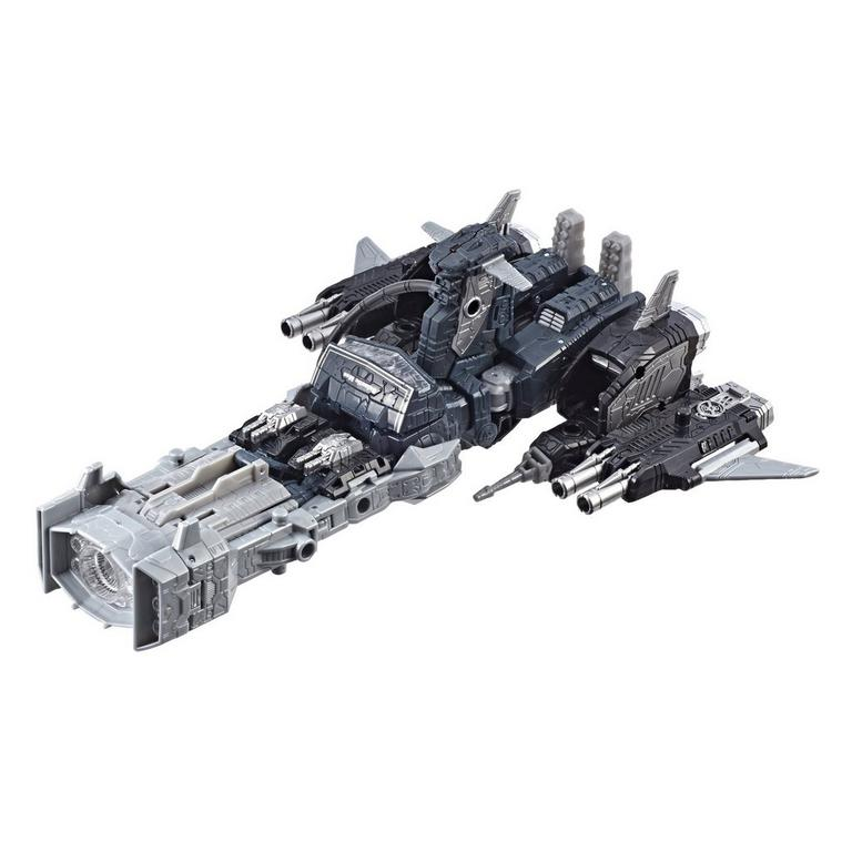 Transformers: War for Cybertron Galactic Man Shockwave Leader Generations Selects Action Figure