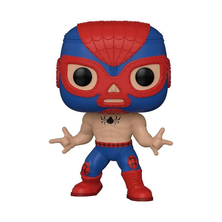 POP! Marvel: Lucha Libre Spider-Man