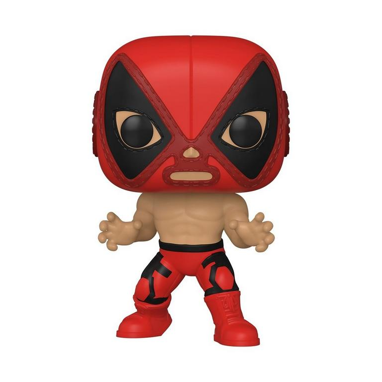 POP! Marvel: Lucha Libre Deadpool