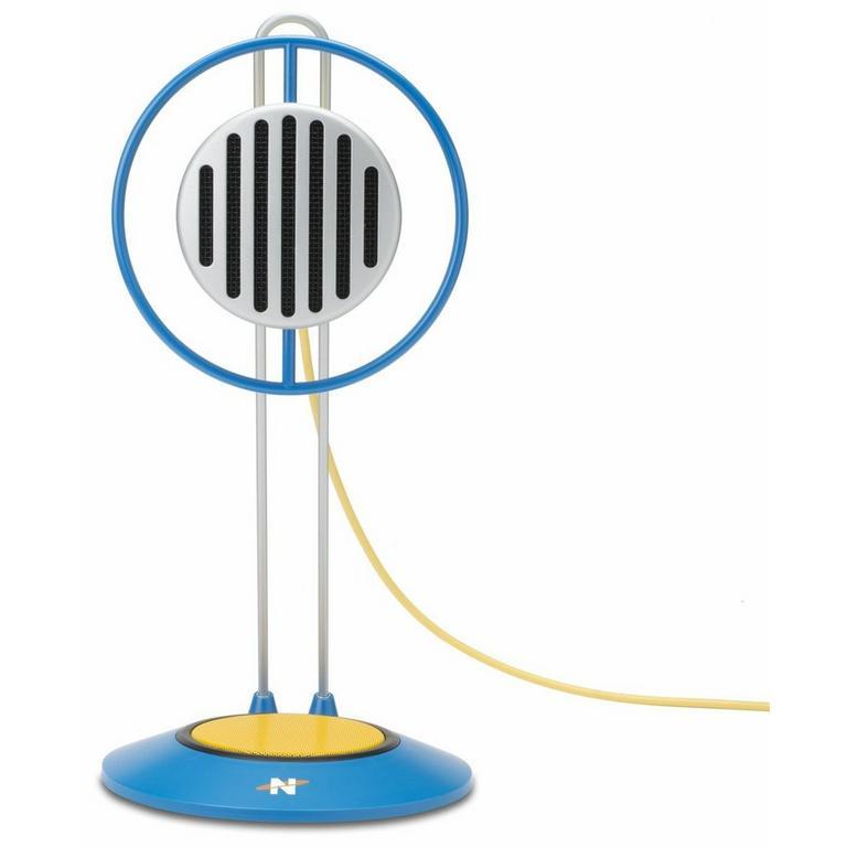 Widget C Blue Desktop USB Microphone