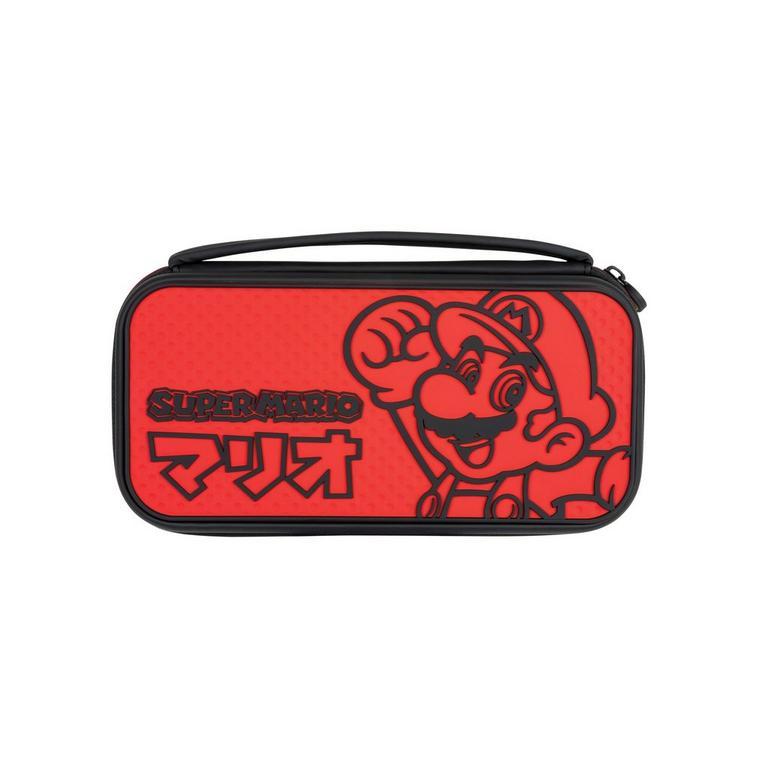 Super Mario Bros. Katakana Deluxe Console Case for Nintendo Switch