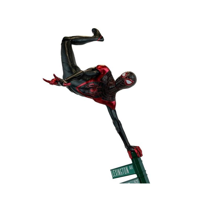 Spider-Man Miles Morales Statue Only at GameStop