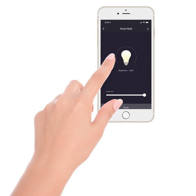 Edison Smart Bulb