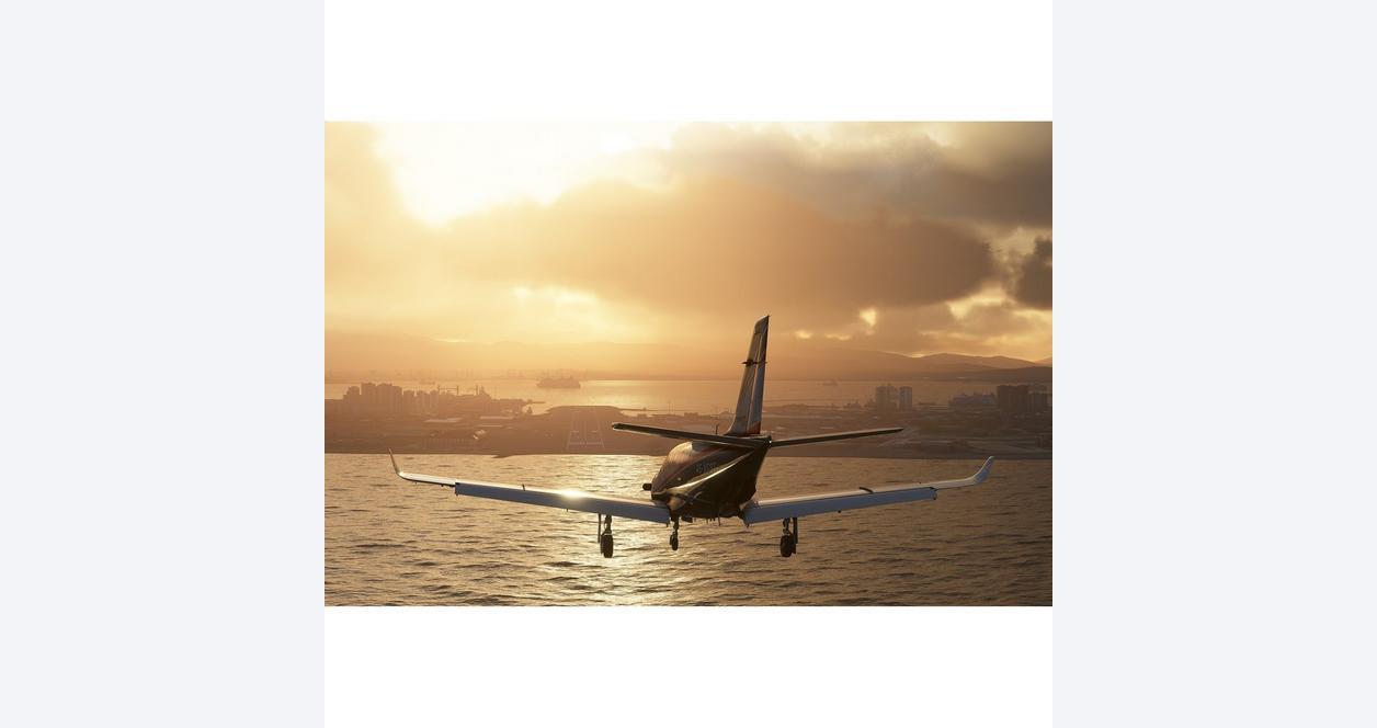 Microsoft Flight Simulator Premium Deluxe Edition