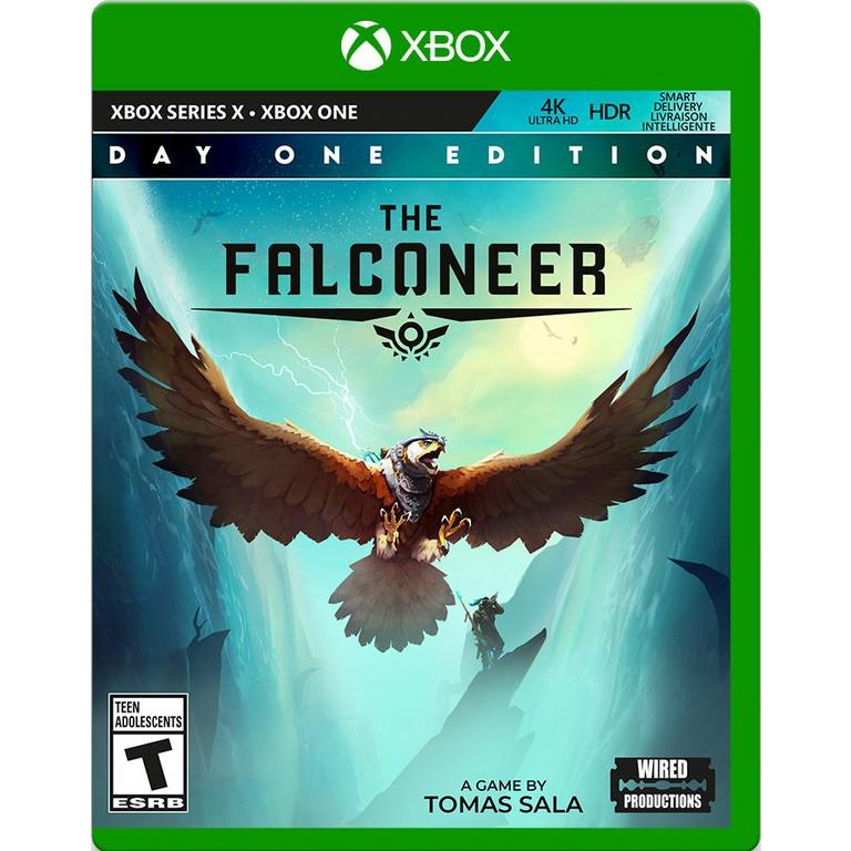The Falconeer: Day One Edition