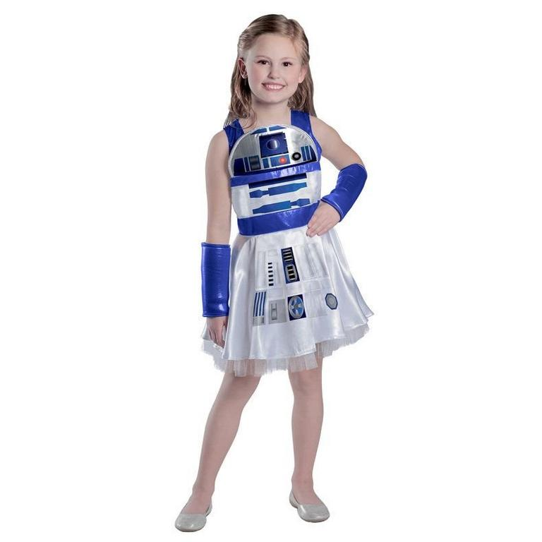 Star Wars R2-D2 Classic Toddler Dress Costume