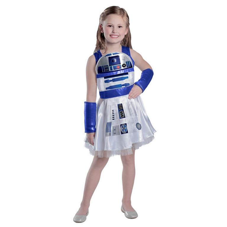 Star Wars R2-D2 Classic Youth Dress Costume