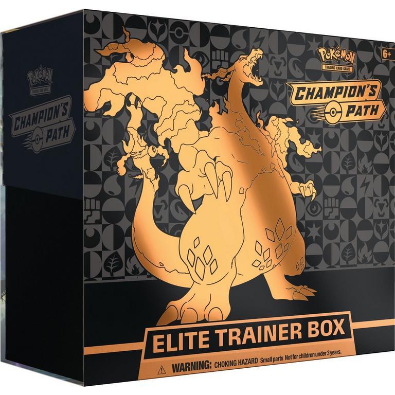Pokemon Trading Card Game: Champion's Path Elite Trainer Box