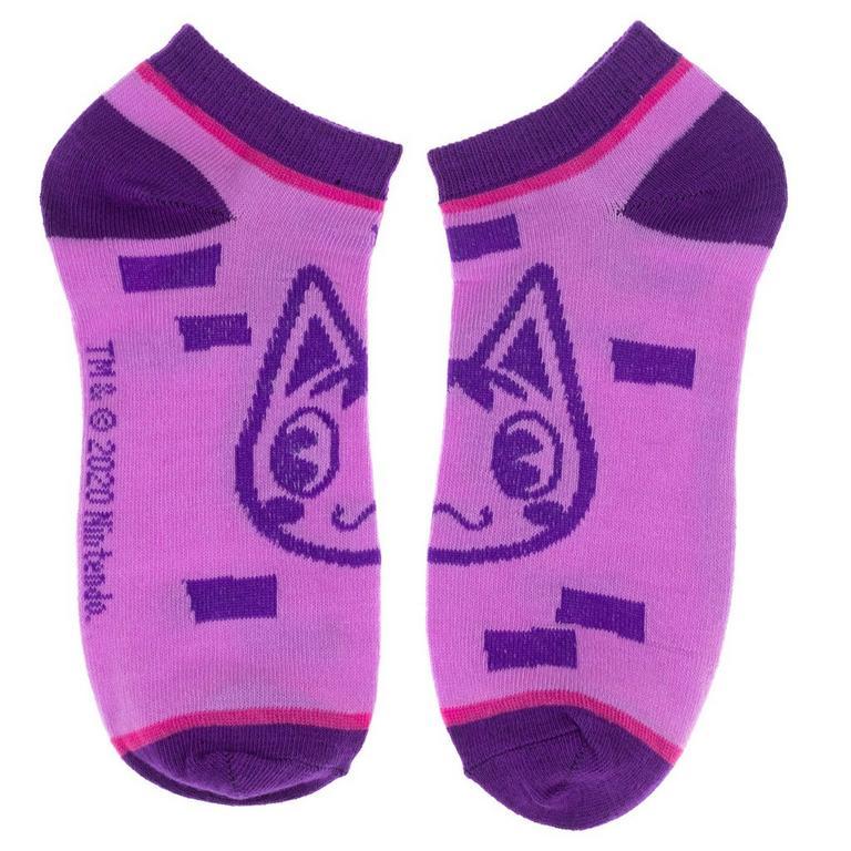 Animal Crossing Ankle Socks 5 Pack