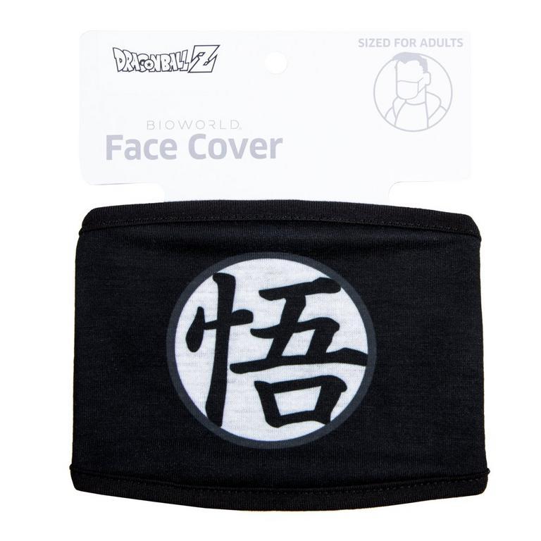 Dragon Ball Z Face Mask
