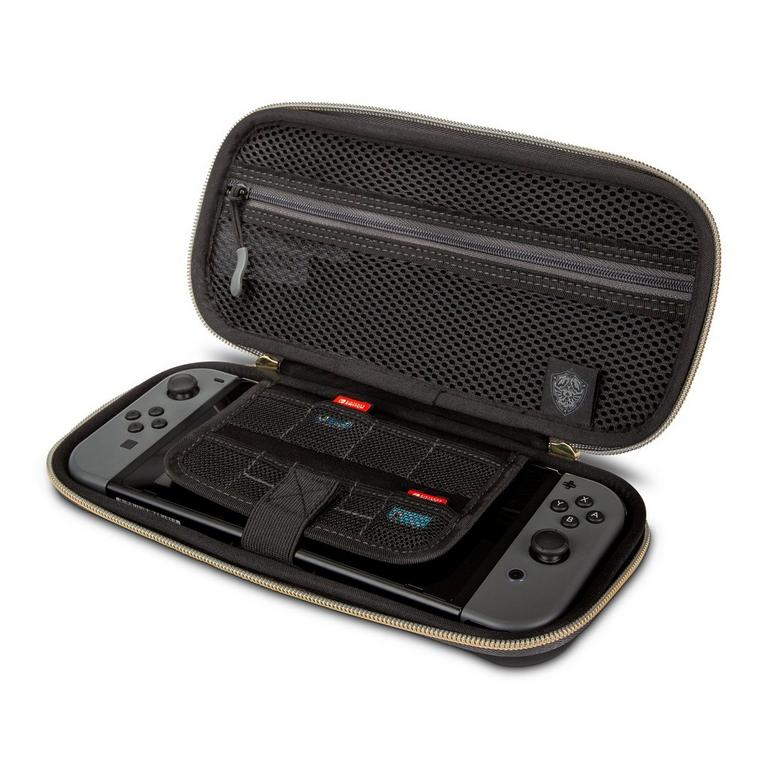PowerA The Legend of Zelda Hylian Crest Protection Case for Nintendo Switch Only at GameStop