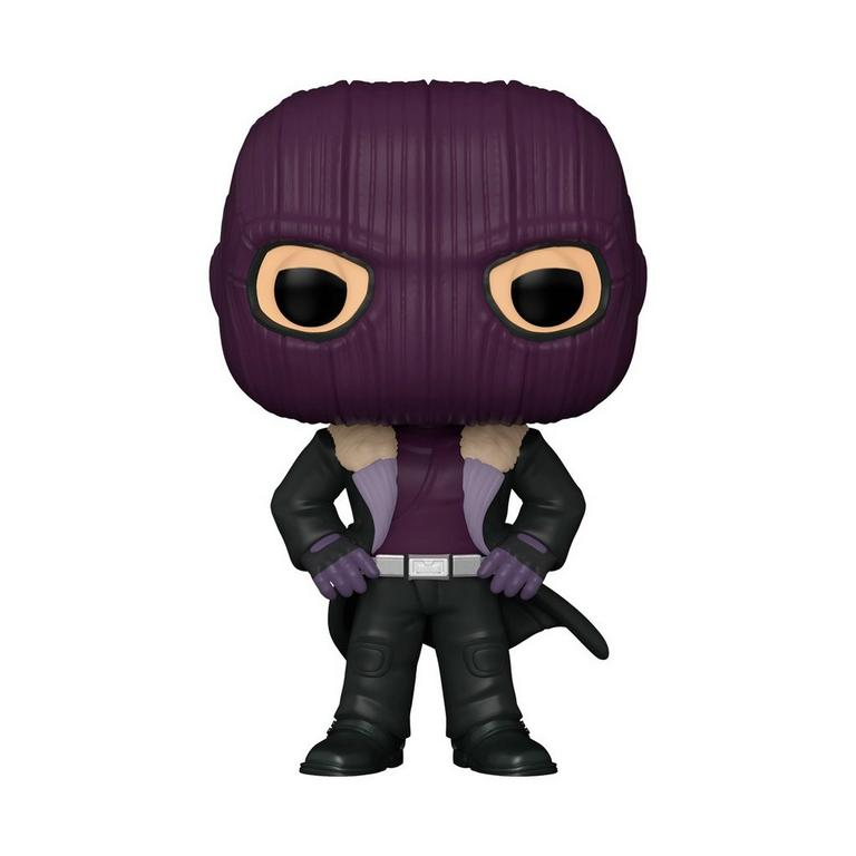 POP! The Falcon and the Winter Soldier: Baron Zemo