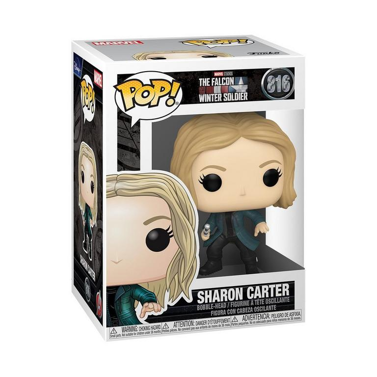 POP! Marvel: The Falcon and the Winter Soldier Sharon Carter