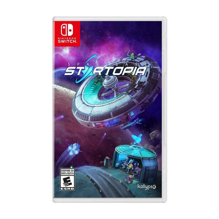 Spacebase Startopia - Nintendo Switch