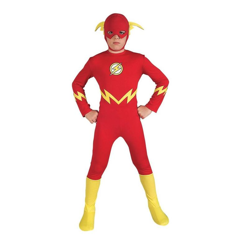 The Flash Youth Costume