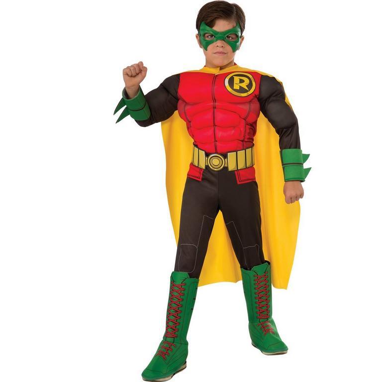 Batman Robin Youth Costume