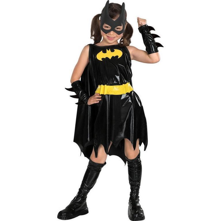 Batman Batgirl Youth Costume