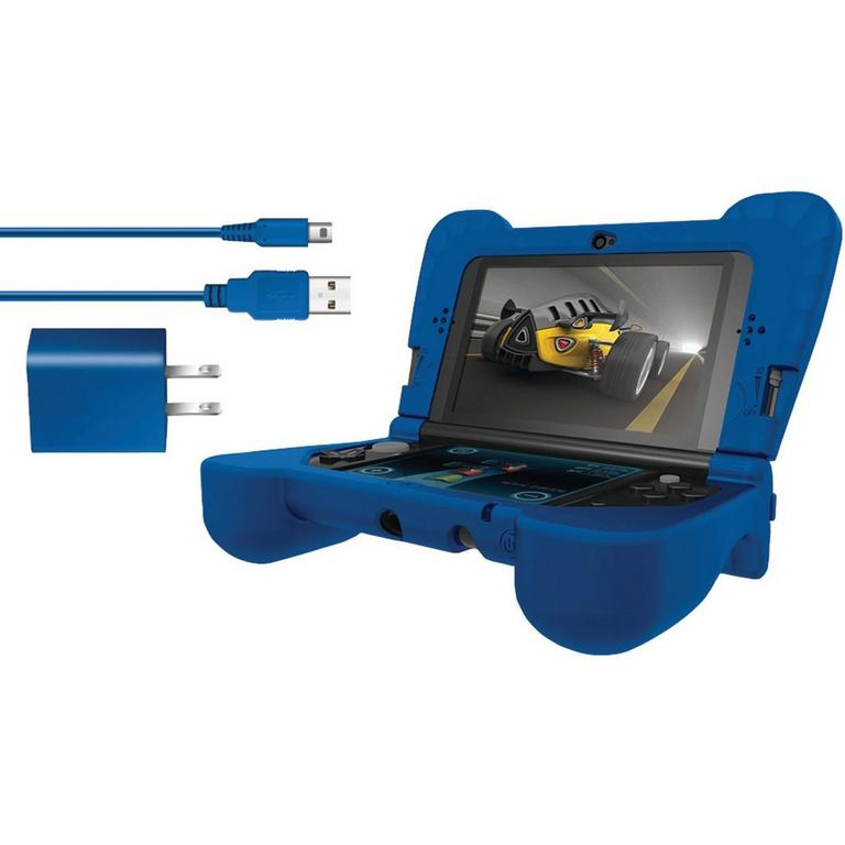Blue Power Play Kit for Nintendo 3DS XL