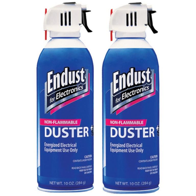 Non-Flammable Duster 10 oz 2 Pack