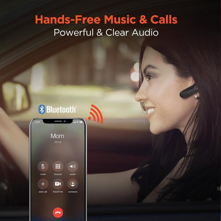 Multipoint Bluetooth Headset