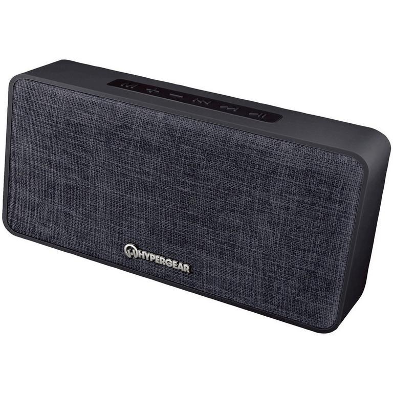 Fabrix Black Bluetooth Speaker