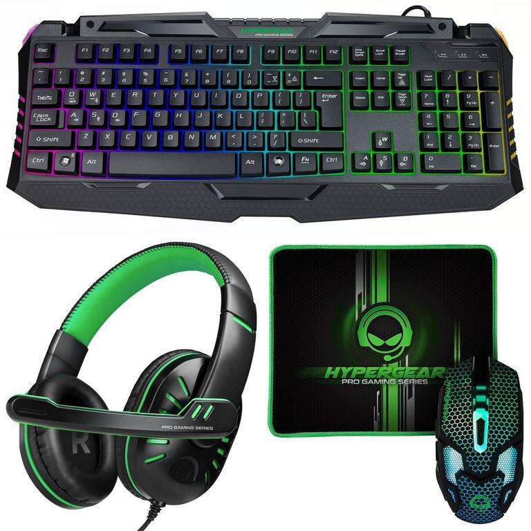 4-in-1 PC Gaming Kit